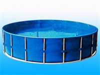 Diam 18 Foot by 52 Inch Ultra Metal Frame Swimming Pool