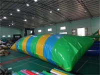 Inflatable Water Blob Jump, Water Pillow for Water Parks