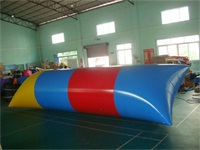 Quality Inflatable Water Blob Games Water Flipper for Sale