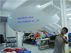 6 Foot TPU Inflatable Blimp