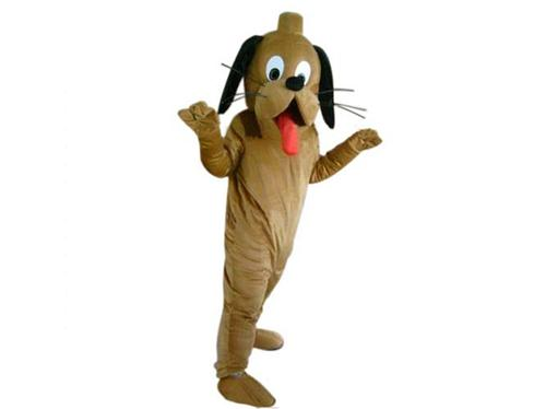 Disney Cartoon Character Goofy Mascot Costume for Rentals