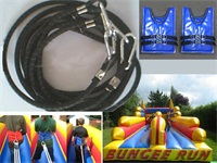Good Quality Bungee Cord for Inflatable Bungee Run