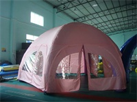 2013 New Design Air Sealed Welding Inflatable Dome Tent