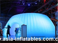 Custom Made Large Lighting Inflatable Dome Tent for Events