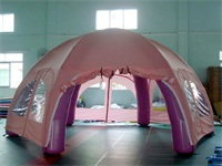 2013 New Design Waterproof Inflatable Dome Tent for Sale