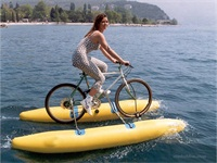 Most Popular Adults Inflatable Shuttle Bike Kit for Sale