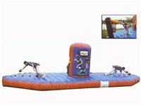 Excellent Inflatable Sports Bungee Challenge for Any Sports Related Event