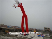 Red Flying Inflatable Air Dancer