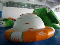 12 Feet Inflatable Saturn Water Toys for Kids and Adults