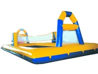 Inflatable Beach Volleyball Ground