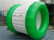 0.6mm PVC Tarpaulin Floating Inflatable Water Roller Ball