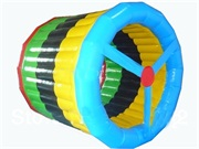 High Quality PVC Tarpaulin Colorful Water Roller Ball for Sale