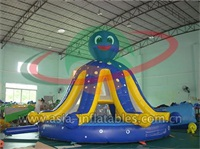 Inflatable Octopus Bouncer for Amusement Park