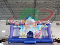 Inflatable Princess Bouncer For Event