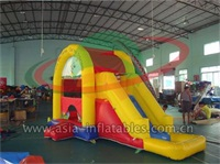 Inflatable Mini Bouncer House With Mini Pool