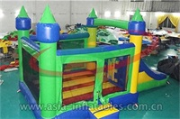 Inflatable Bouncer And Slide Combo