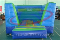 Family Use Inflatable Blue Bounce House