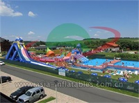 Good Quality Funny Inflatable Water Parks Equipments for Sale