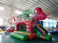 Inflatable Dragon Jumping Castle