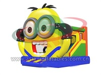 Home Use Inflatable Minion Bouncy House