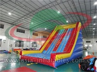 Commercial Use Inflatable High Slide