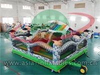 Children Entertainment Inflatable Playground
