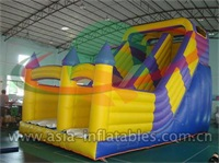 20 Foot Foro Romano Inflatable Slide for Kids