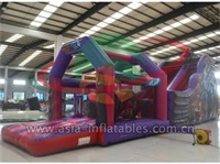 Event Use Inflatable High Slide