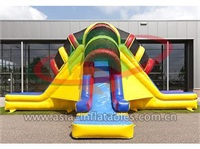 Triangle Inflatable Slide
