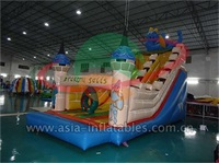 Inflatable Party Tower Slide
