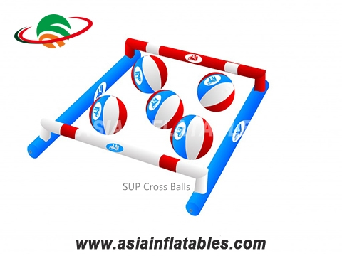 Inflatable SUP Floating Stand Up Paddleboading Obstacle