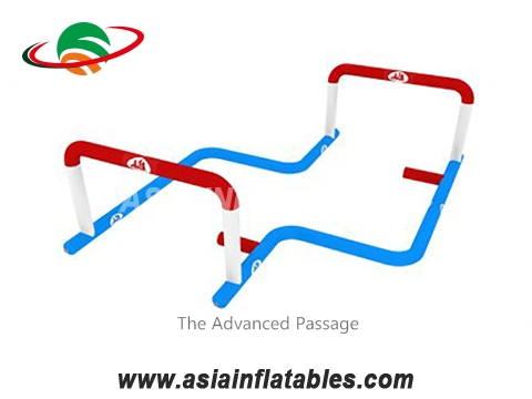 Inflatable SUP Obstacle Equipment for Kayaking and Canoeing Paddlers