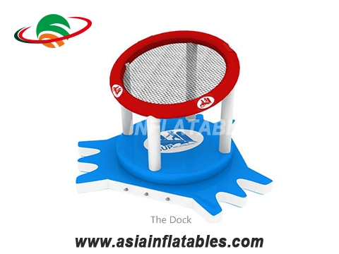 Customized Inflatable SUP Obstacle Course Equipment