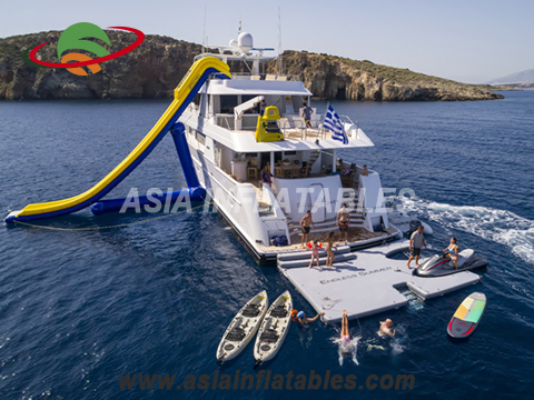 Inflatable Dock Floats, Floating Jetski Dock, Floating Platform