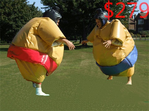 Sumo Suits,Sumo Wrestling for Adults