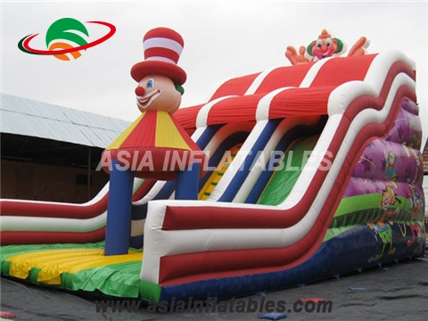 Clown Slide With Hat