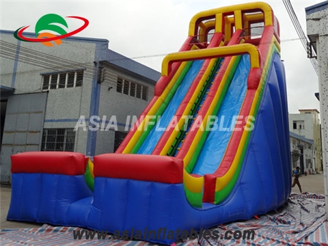 Outdoor Inflatable High Slide For Event