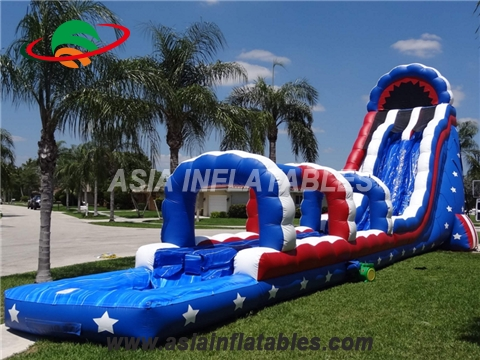 Inflatable slip n slide for adults inflatable water slide slip and slide