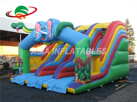 Jungle Elephant Slide